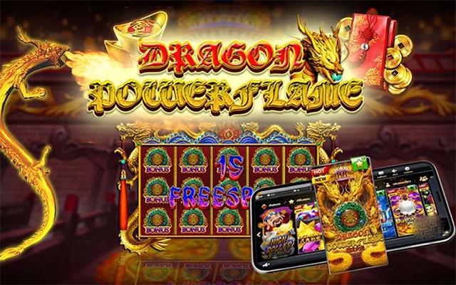เกมสล็อต Dragon Power Flame